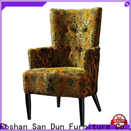 San Dun wooden dining chairs factory for sale