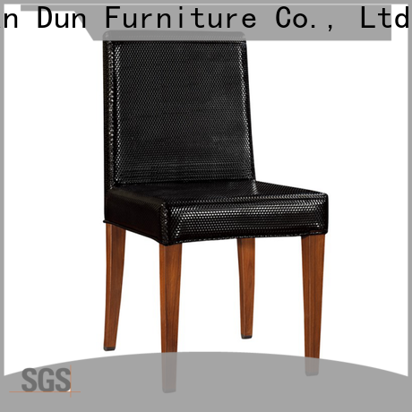 San Dun top wooden chair with cushion wholesale for wedding