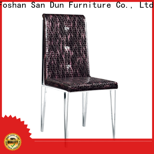 San Dun stylish wooden chair series for promotion