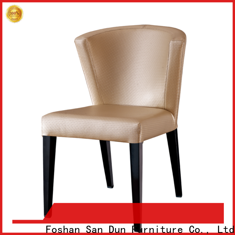 latest wooden kitchen chair designs supply for sale