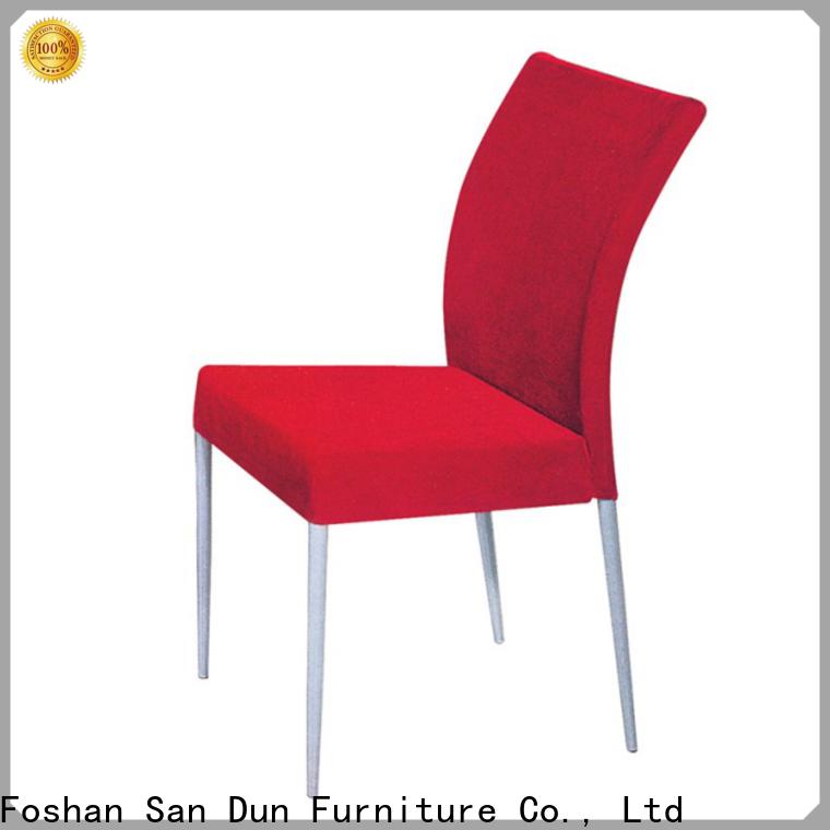 San Dun wood furniture chair design company bulk production