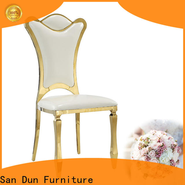 excellent gold metal chair suppliers for dresser