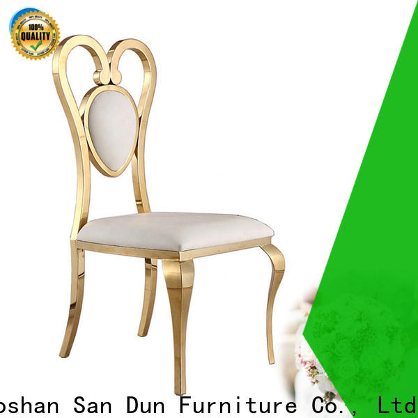 cost-effective stainless steel chairs for sale directly sale for restaurant