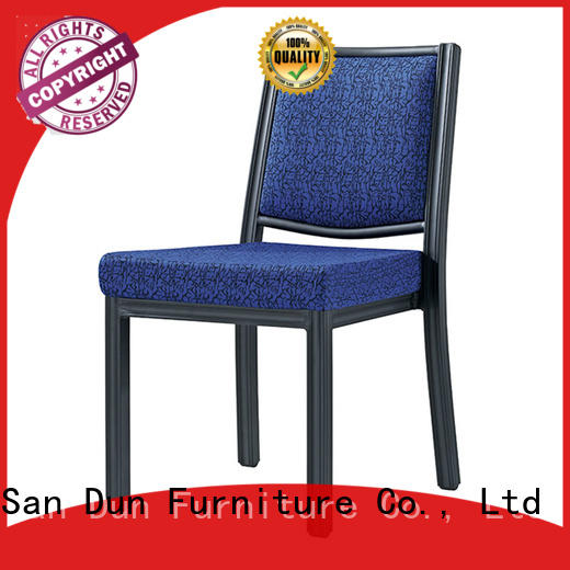 San Dun comfortable banquet chairs for sale Party Hall