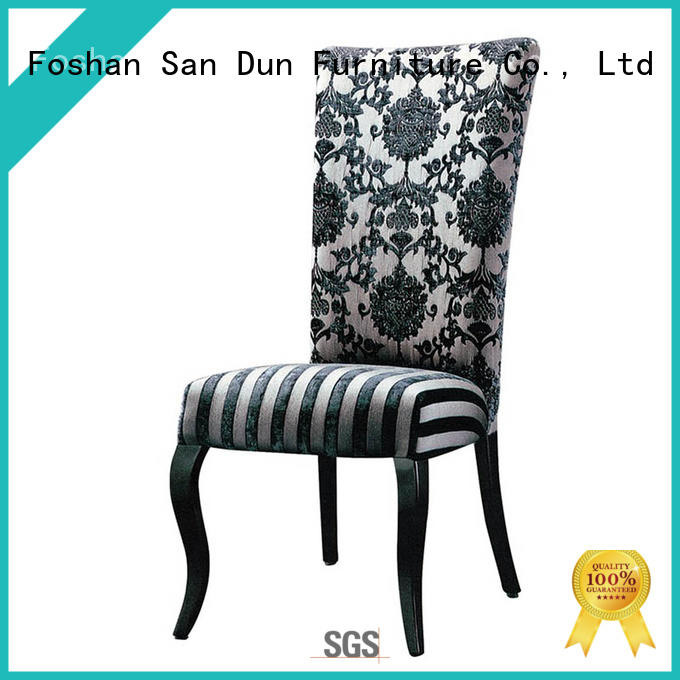 color dining wooden dining chairs restaurant San Dun company