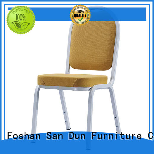 yd091 aluminium chair cushions for hotel Conference San Dun