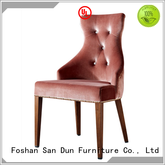 ya059 simple wooden dining chairs ya090 for wedding San Dun