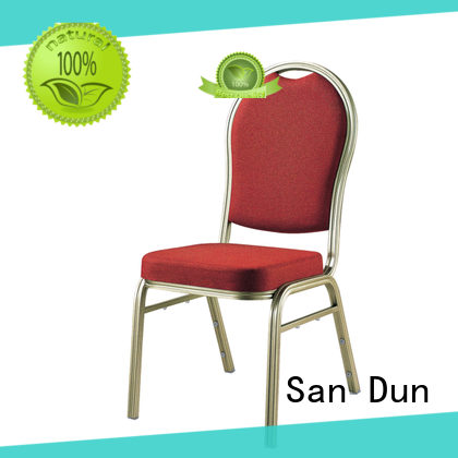 San Dun fabric dining chairs wholesale for meeting