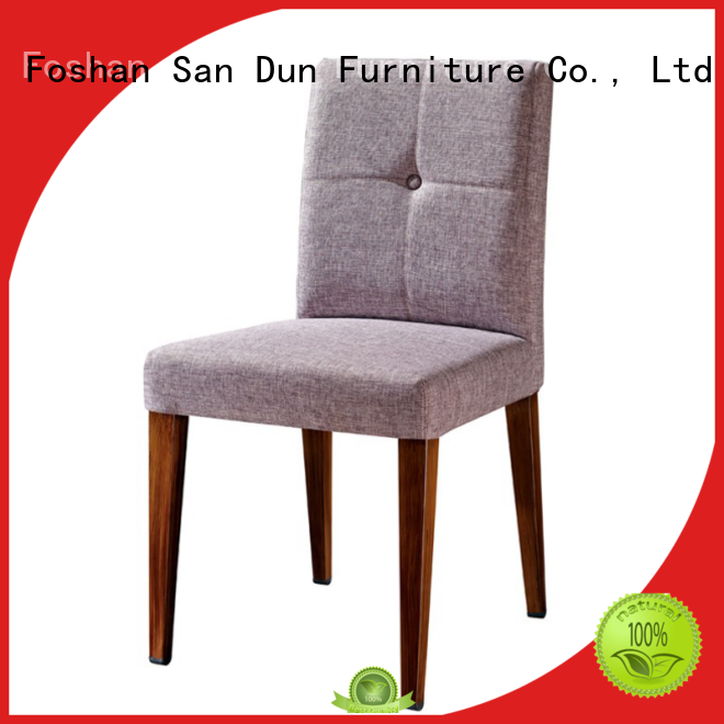 wooden dinner chairs westernstyle for dining San Dun