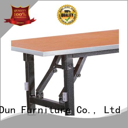 Aluminum Edge Rectangular Training Table Laminate Folding IBM Table YF-012A