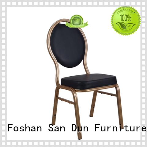 San Dun banquet chairs directly sale for restaurant