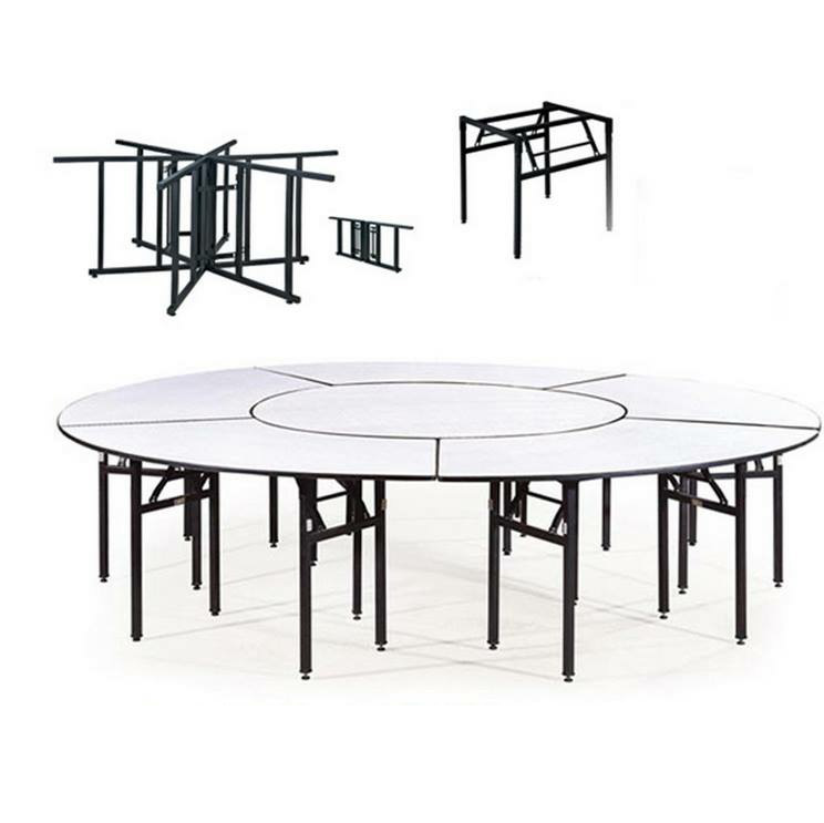 Restaurant Mulfifunction Compound Round Table  YF-003