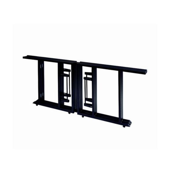 Strong Heavy-duty Design Folding Metal Frame Table Base YF-008