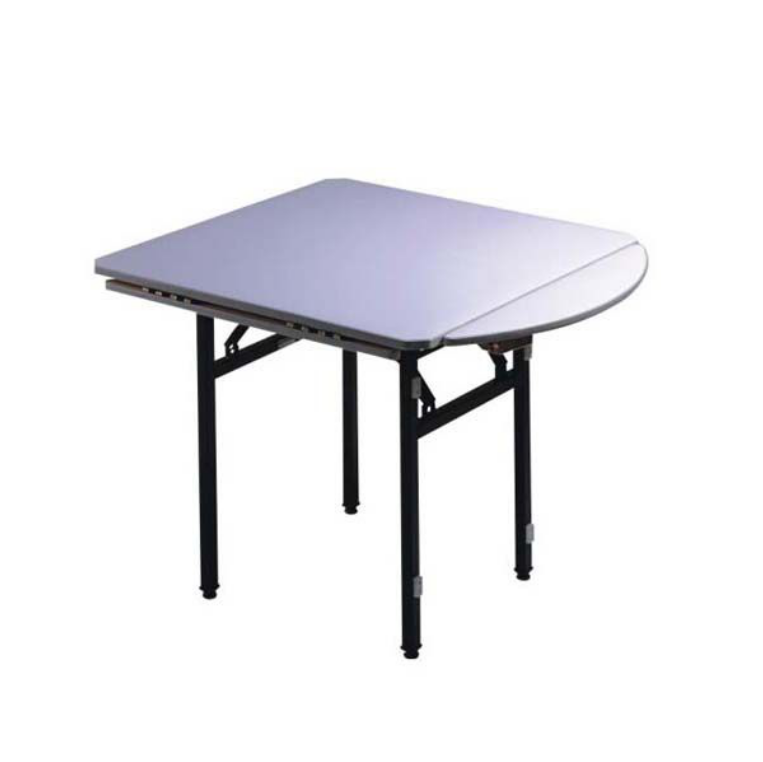 Cocktail Round-Square Table Folding Banquet Restaurant Table YF-009