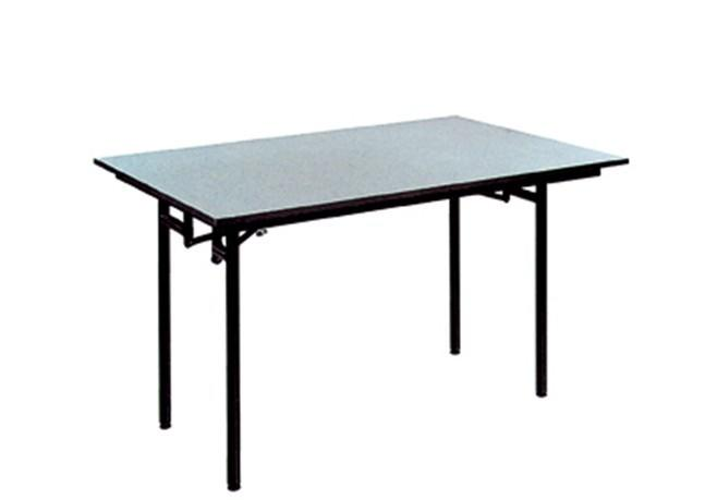 Direct Factory Produce Rectangular  Folding Table For Banquet Event Restaurant Room YF-014