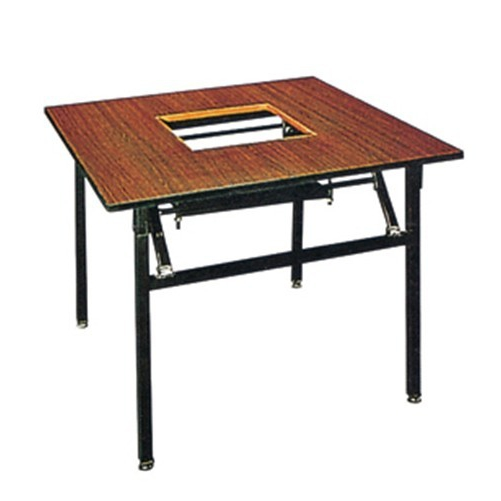 San Dun fold up table wholesale for hotel-1