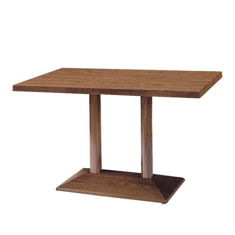 Coffee Shop Table Lesiure Rectangular Table YF-070
