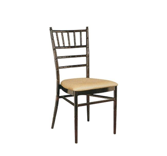 Durable Banquet Wedding Aluminum Stacking Chair YC-004