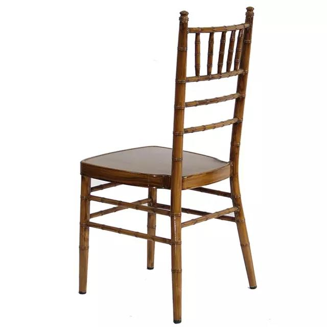 Cheap Antique Event Party Chair Stacking Aluminum Chiavari Chair #YC-005