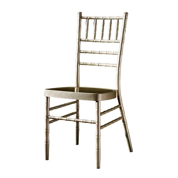 Cheap Wedding Chair Iron Tiffany Chair YC-015