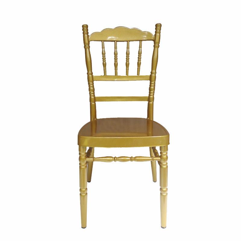 Wholesale Wedding Napoleon Stacking Chair YC-024