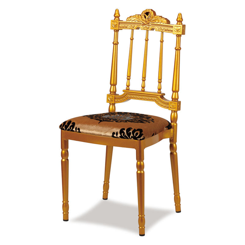 Noble Design Castle Hotel Banquet Wedding Napoleon Chair YC-026