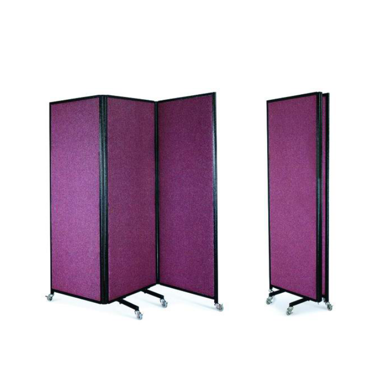 Restaurant Folding Mobile Screen YG-001