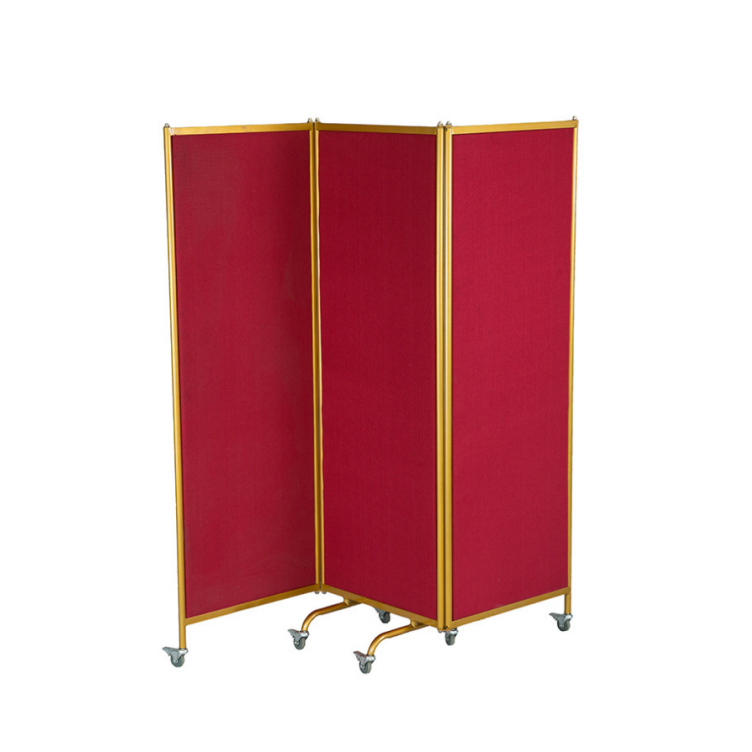 Hotel Mobile Folding Partitions YG-002