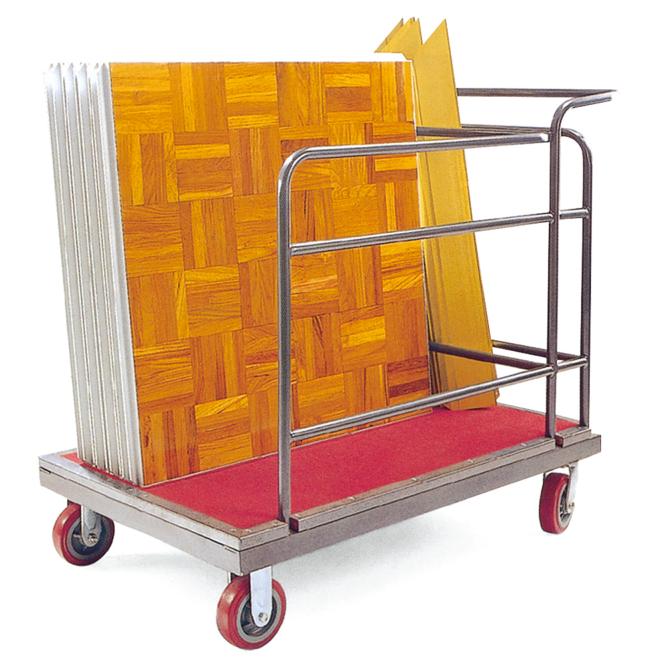 Dance Floor Trolley Hotel Carts
