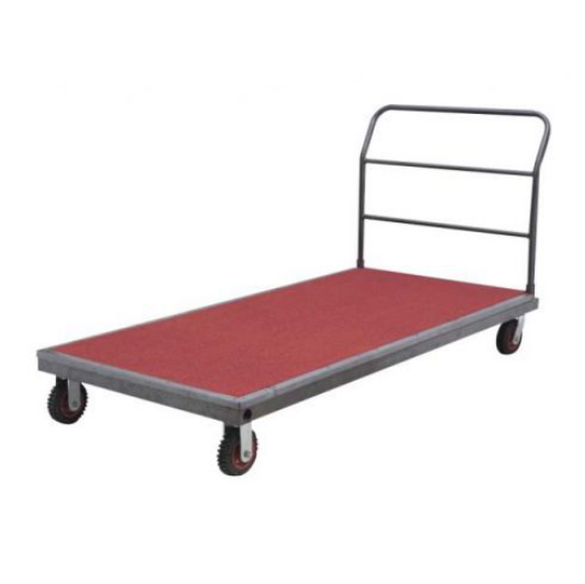 Rectangular Table Trolley Hotel Carts