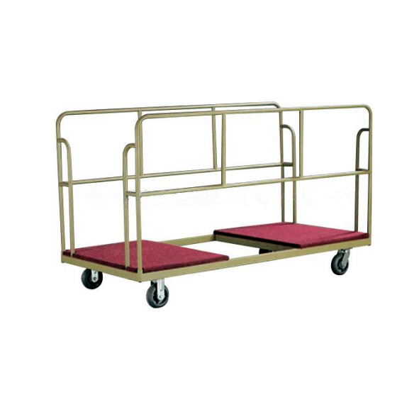 Banquet Round  Oval Table Trolley Hotel Carts