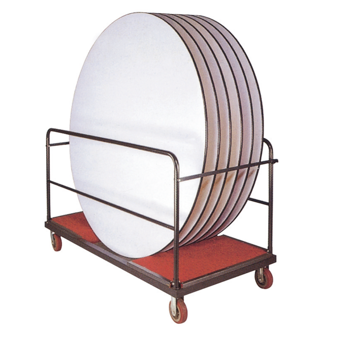 Restaurant Round /Oval Table Trolley Hotel Carts