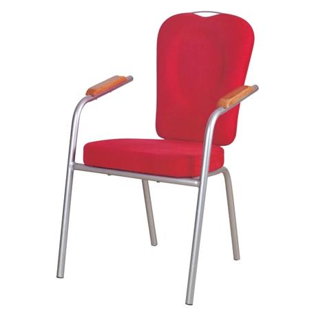 Rocking Back Armrest Aluminum Chair For Office Furniture YB-006