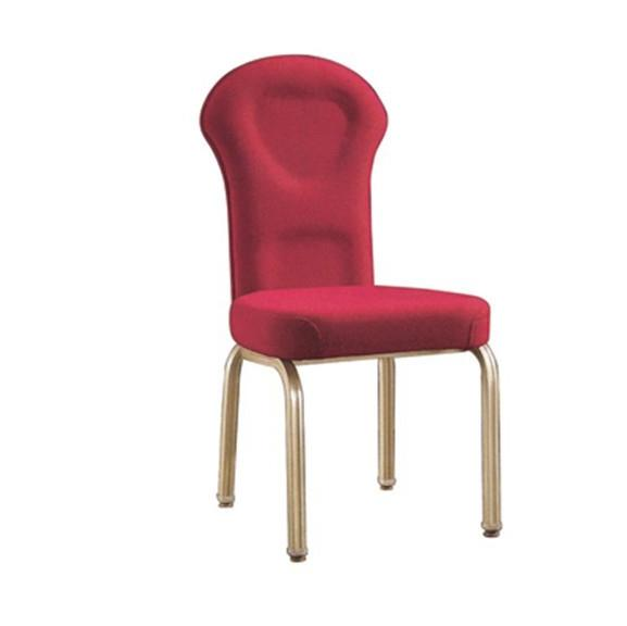 Restaurant Banquet  Alumium Chair Sway Back Stackable Chair YB-008