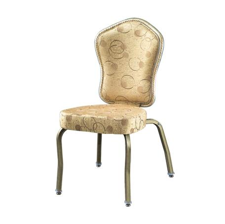 Aluminum Alloy Hotel Banquet Sway Back Chair YB-010