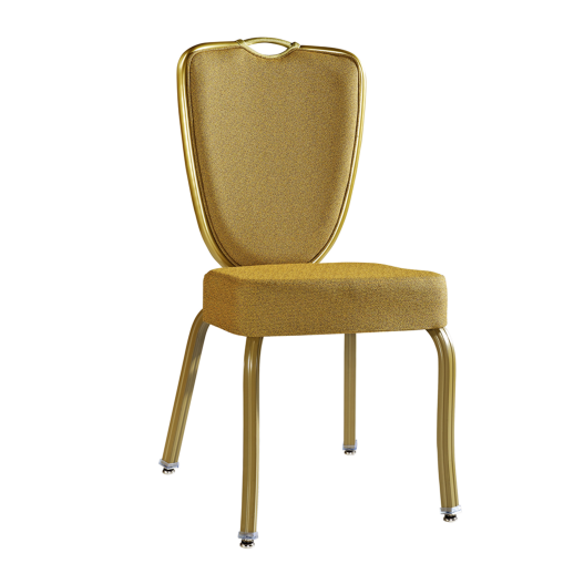 Europe Market Hot Sale Aluminum Sway Back Chair YB-013