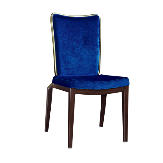 Rental Banquet Event Sway Back Aluminum Chairs YB-014