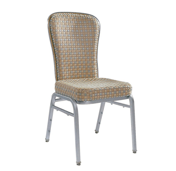 Hosptiality Banquet Aluminum Flexible Back Meeting Chair YB-020