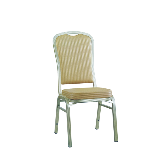 Hotel Stacking Aluminum Alloy Chair YD-001