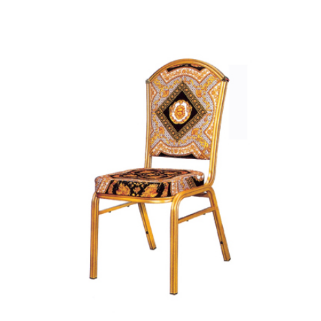 Hotel Hospitality Stacking Aluminum Alloy Chair YD-002