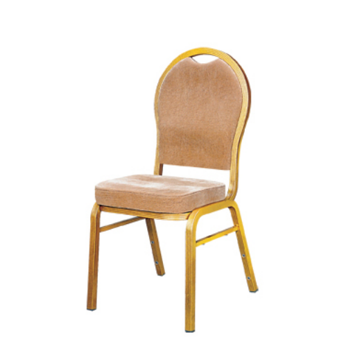 Aluminum Chair Hotel Office Stackable Chair YD-015