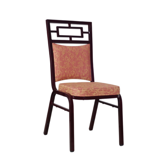 Classical Chair Back Design Cafe Stack Aluminum Chair YD-021