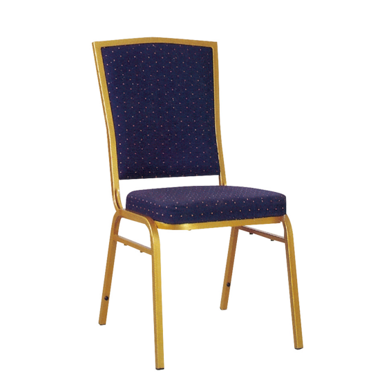 Strong Iron Hotel Banquet Stacking Chair  YE-002