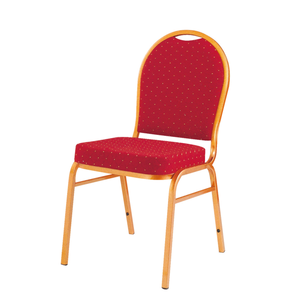 Hotel Restaurant Stacking Chair Iorn Cheap Chair YE-006