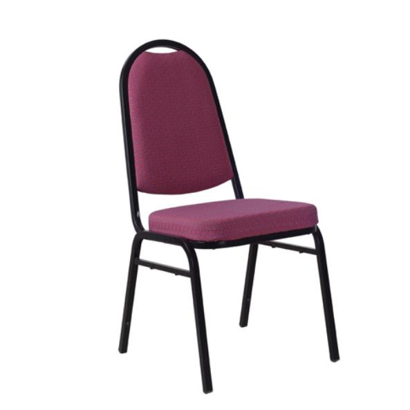 Stable Steel Frame Wedding Banquet Chair YE-012