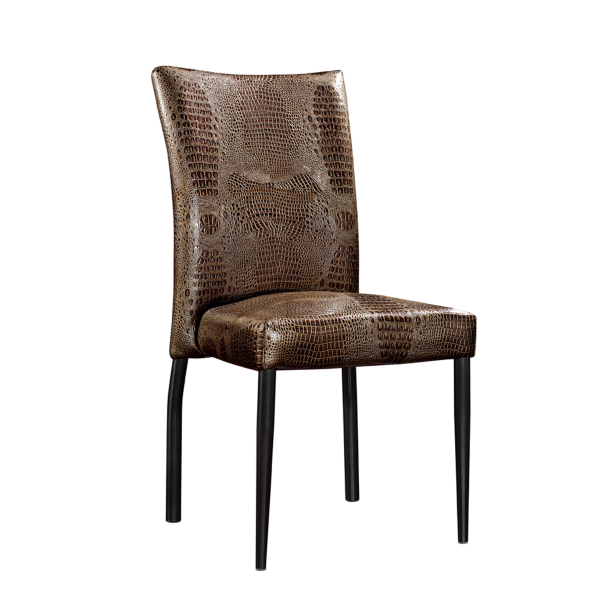 PU Leather Wholesale Event Steel Stacking Chair YE-016