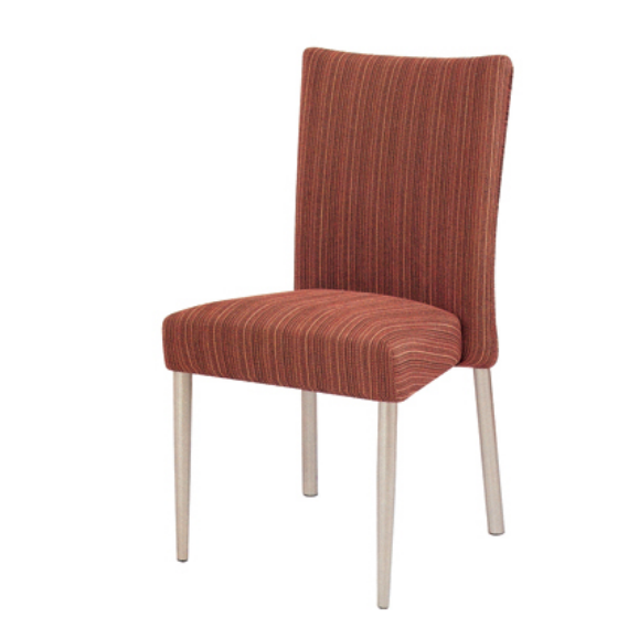 top selling steel round chair supplier for restaurant-1