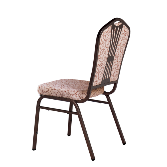 San Dun hot selling steel chair with cushion with good price for restaurant-1