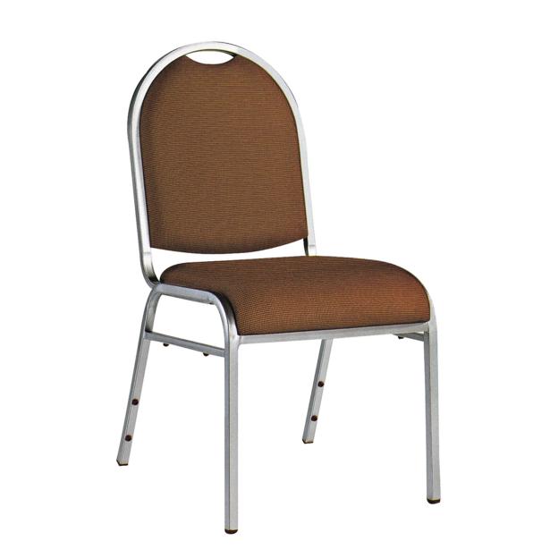 Hot Sale Chrome Steel Stacking Chair YE-037