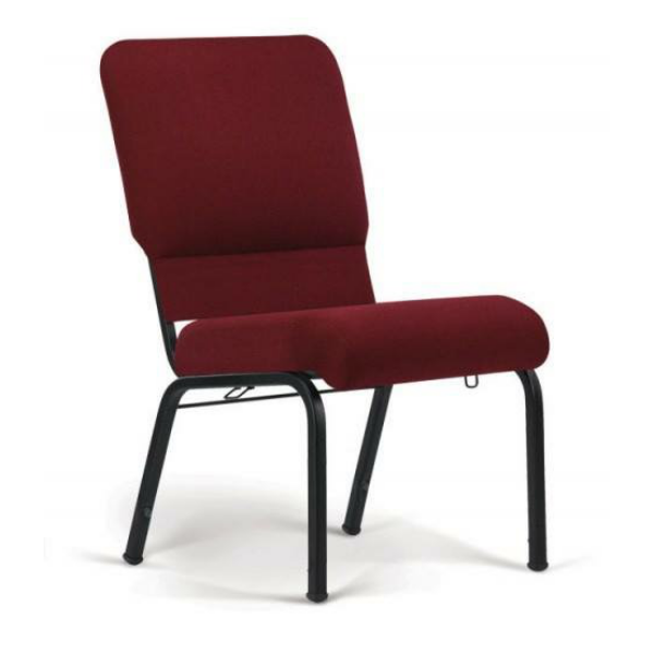 South Africa Market Stacking Metal ALuminum Church Chair YE-055